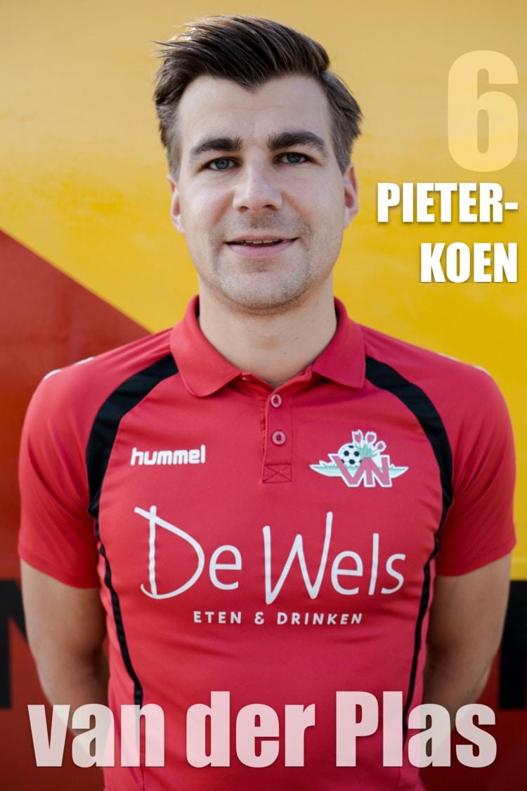 Pieter-Koen van der Plas